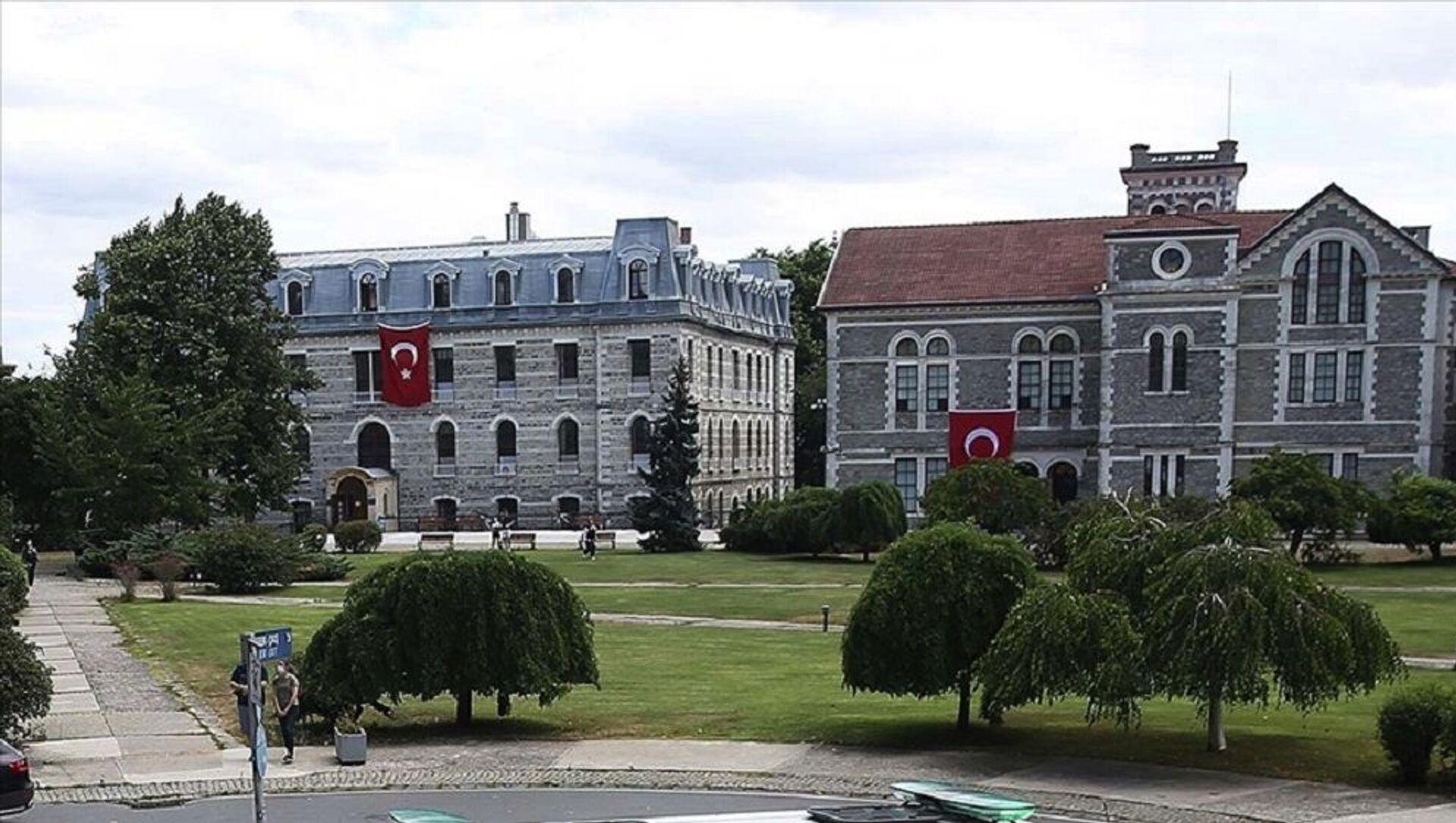 Boğaziçi Üniversitesi - Sputnik Türkiye, 1920, 31.07.2021