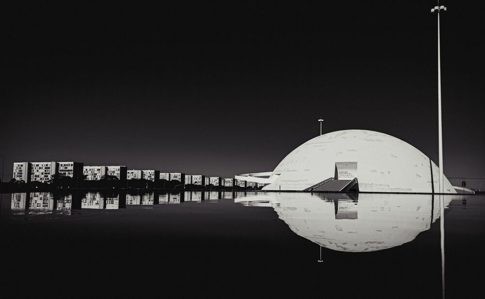 Wiki Anıtları Seviyor 2020 yarışmasının kazananlarından Brezilya'daki Cumhuriyet Müzesi binasının fotoğrafı
