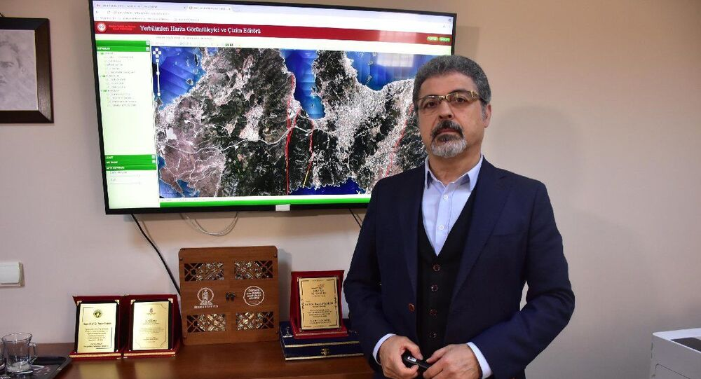 Prof. Dr. Hasan Sözbilir