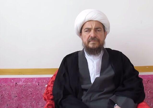 Ayetullah Abbas Tebriziyan