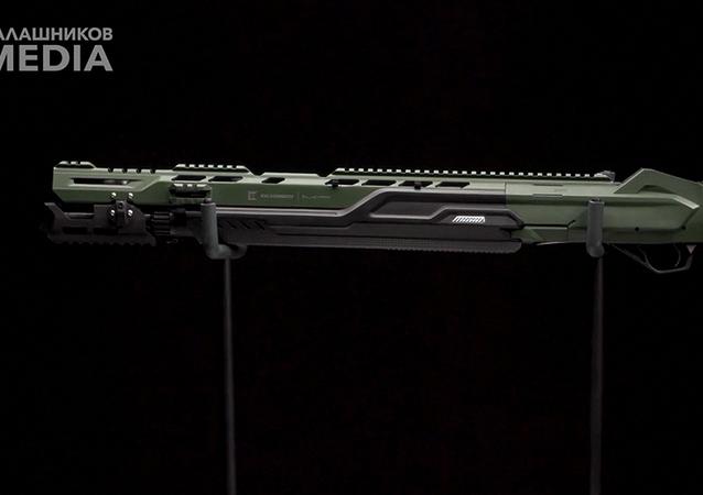 Kalaşnikof, akıllı tüfek geliştirdi
