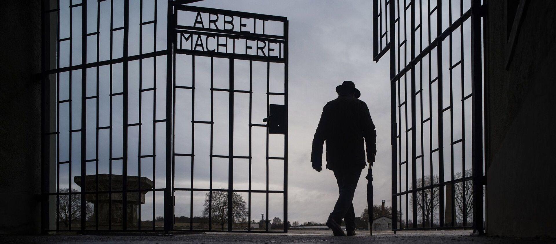 Almanya - Nazi toplama kampı - Sachsenhausen - Sputnik Türkiye, 1920, 08.05.2021