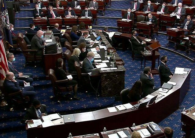 ABD Senatosu - Donald Trump - azil