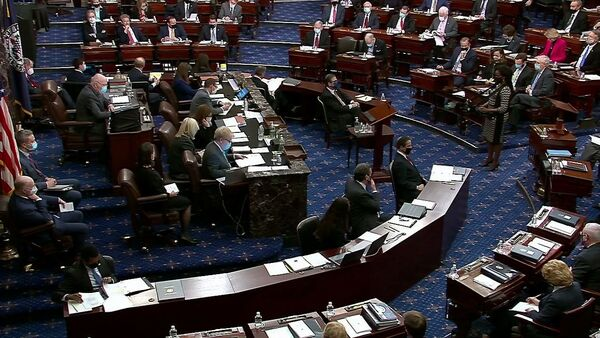 ABD Senatosu - Donald Trump - azil - Sputnik Türkiye