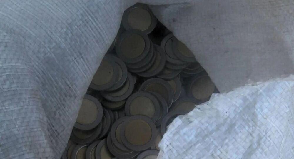 sahte madeni euro