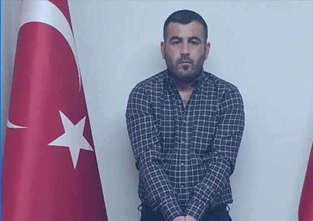 MİT'in operasyonuyla Irak'ın Sincar bölgesinde yakalanan 'PKK'nın lojistik sorumlusu' İbrahim Parım