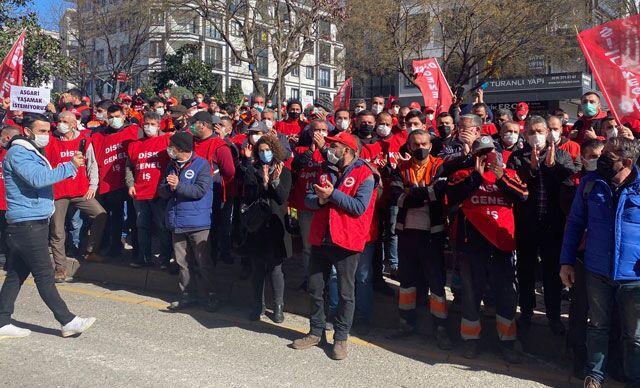 Maltepe Belediyesi'ne grev kararı asıldı: Toplu iş sözleşmesi görüşmelerinden sonuç çıkmadı