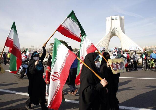 İran'da İslam Devrimi'nin 42. yıldönümü kutlanıyor