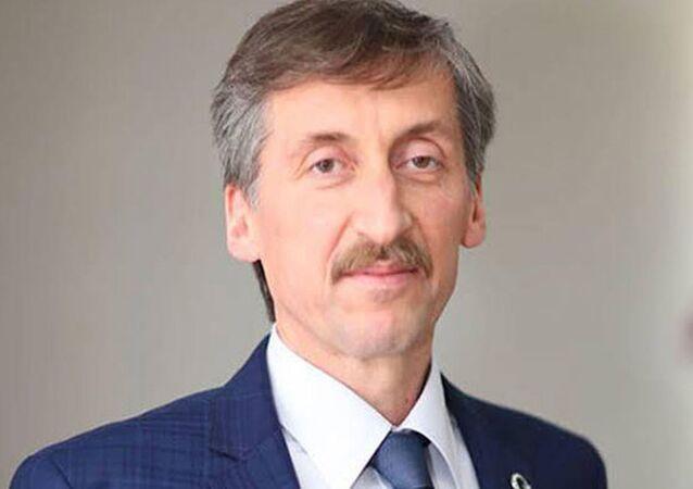 Türk Diyanet Vakıf-Sen Genel Başkanı Nuri Ünal