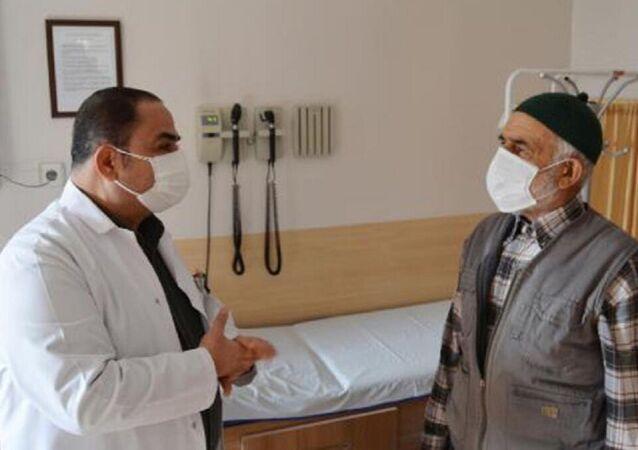 Aksaray Aile Hekimleri Derneği Başkanı Dr. Şenol Atakan