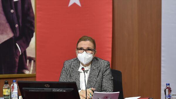 Ticaret Bakanı Ruhsar Pekcan - Sputnik Türkiye