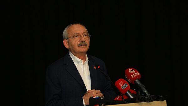 KemalKılıçdaroğlu - Sputnik Türkiye