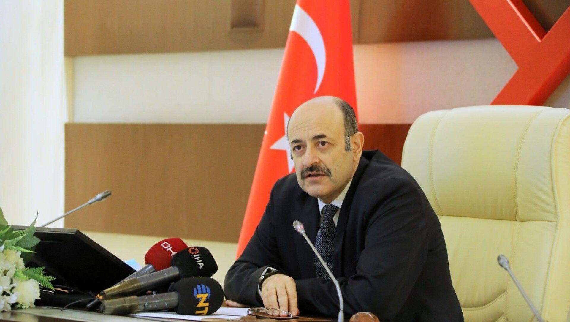 Yükseköğretim Kurulu (YÖK) Başkanı Prof. Dr. Yekta Saraç - Sputnik Türkiye, 1920, 30.07.2021