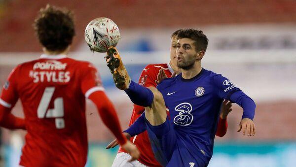 Chelsea - Barnsley - Federasyon Kupası - Sputnik Türkiye
