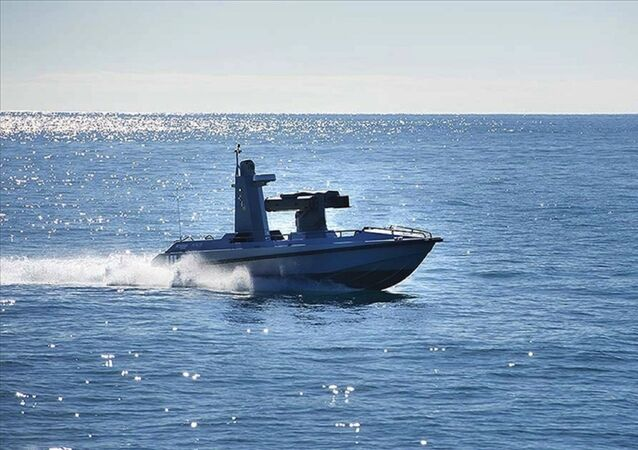 Türkiye'nin ilk silahlı deniz aracı ULAQ