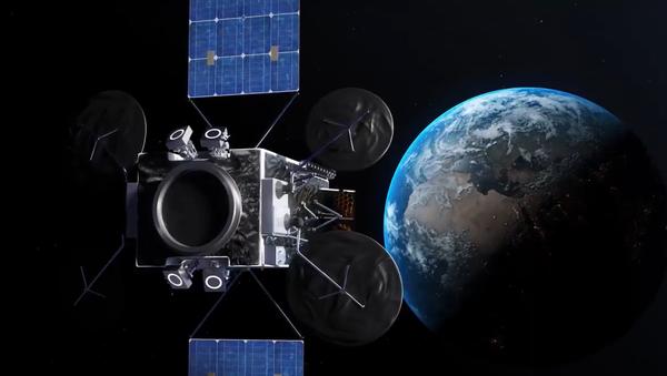 Yüksek Çıkış Gücüne Sahip HTS Haberleşme Uydusu - Sputnik Türkiye