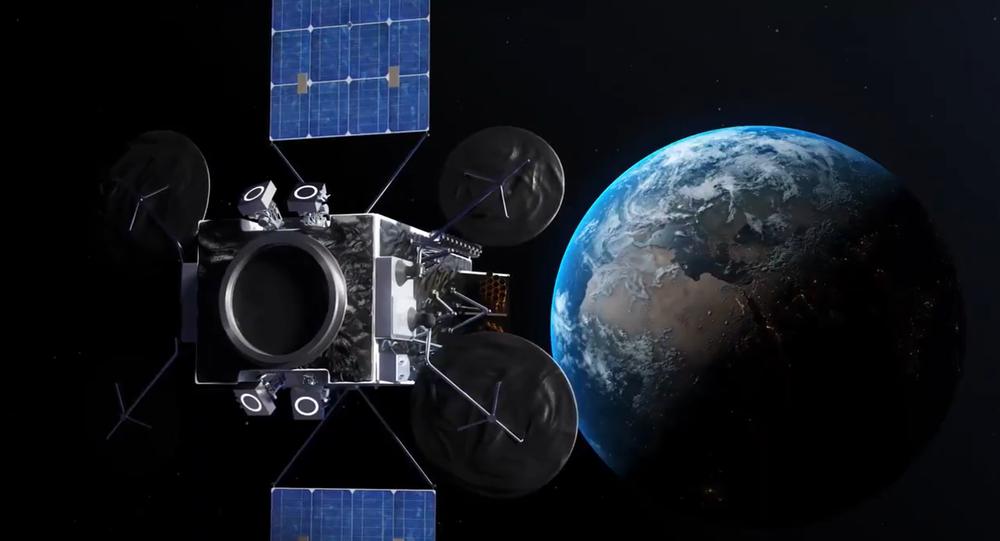 Yüksek Çıkış Gücüne Sahip HTS Haberleşme Uydusu