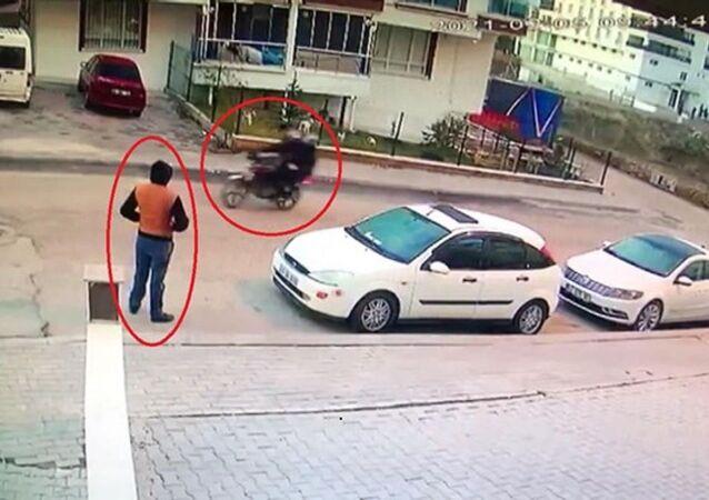 Ankara'da borç saldırısı