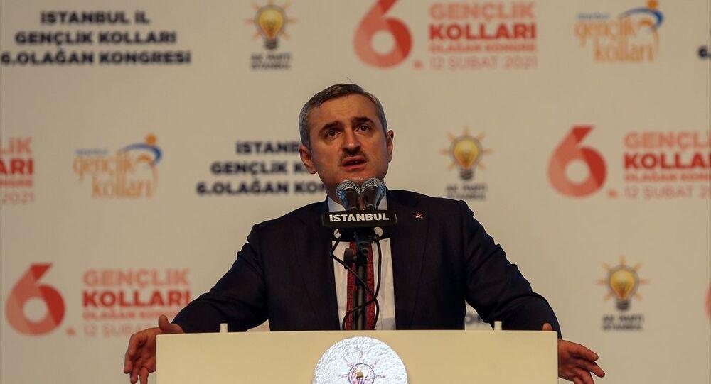 AK Parti İstanbul İl Başkanı BayramŞenocak
