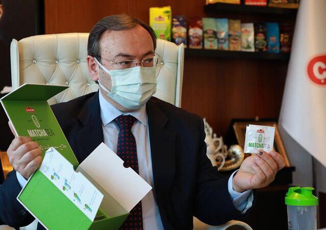 ÇAYKUR, ABD'ye maça çayı ihraç edecek