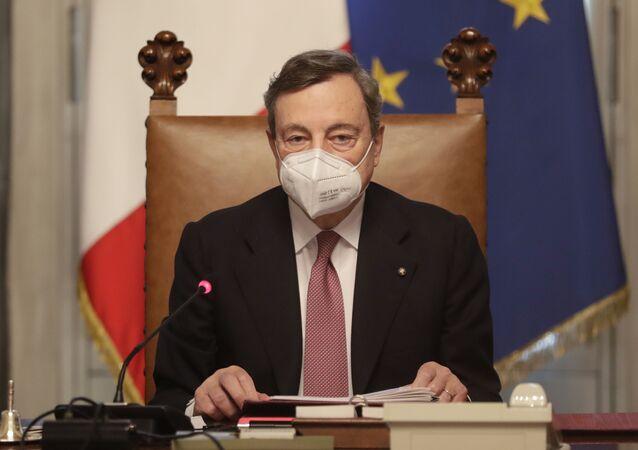 İtalya'nın yeni Başbakanı Draghi