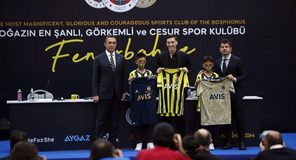 Ali Koç, Mesut Özil, Emre Belözoğlu
