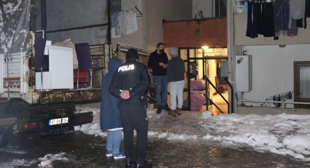 Kocaeli'de kadın cinayeti: Eşyalarını almaya gelen eski sevgilisini öldürdü