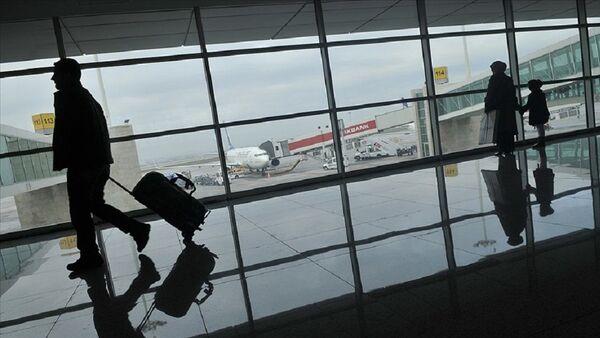 Türkiye-Havalimanı-Havaalanı-Yolcu - Sputnik Türkiye
