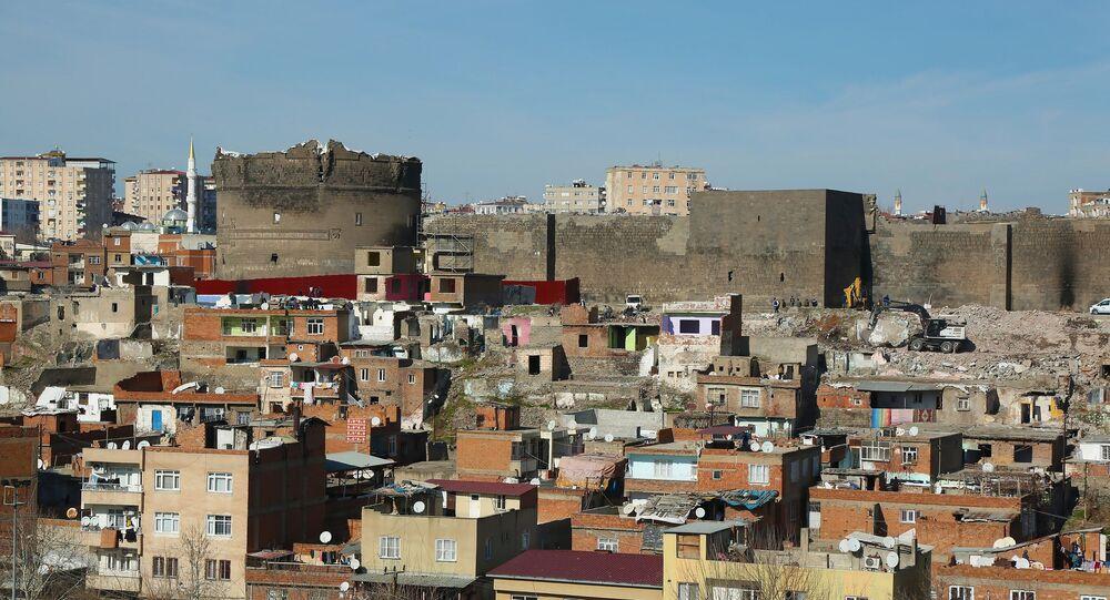 Benusen Mahallesi, Diyarbakır