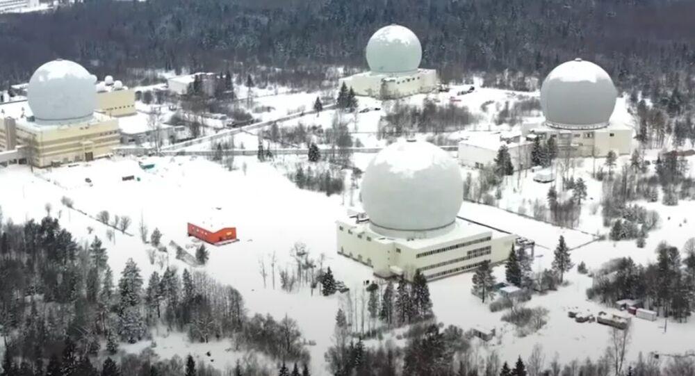 Rusya Savunma Bakanlığı, füze saldırısı erken uyarı sisteminin çalışmasını gösterdi