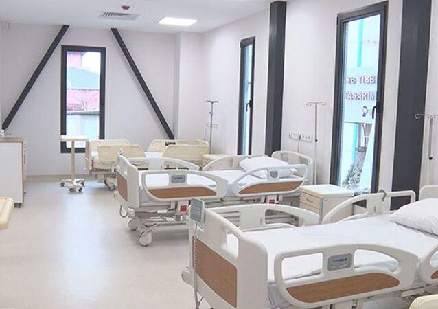 İstanbul Tıp Fakültesi'nde hizmete giren araştırma merkezinde İsviçre'de geliştirilen Kovid-19 aşısı denenecek