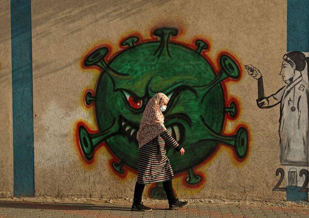 Gazze- Koronavirüs