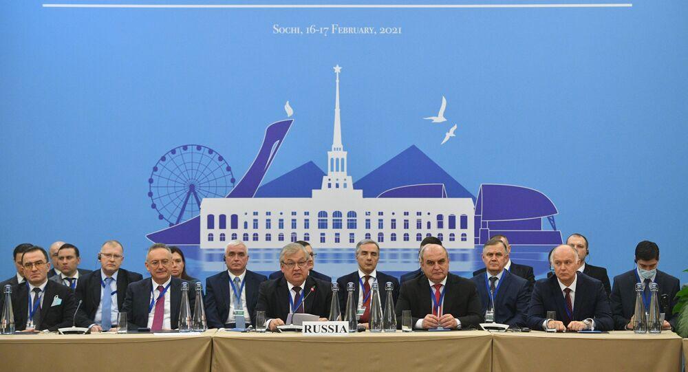 Astana formatındaki Suriye konulu görüşme - Soçi