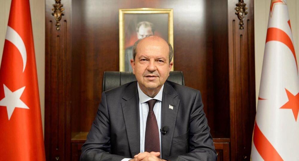 Kuzey Kıbrıs Cumhurbaşkanı Tatar: Rum tarafının şartlarına boyun eğecek değiliz