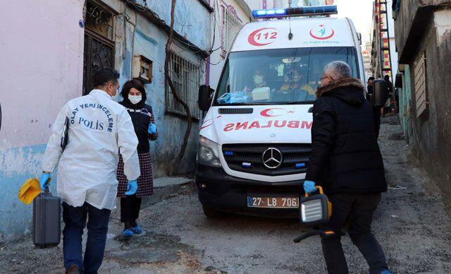 Gaziantep'te eşi tarafından bıçaklanan kadın hayatını kaybetti