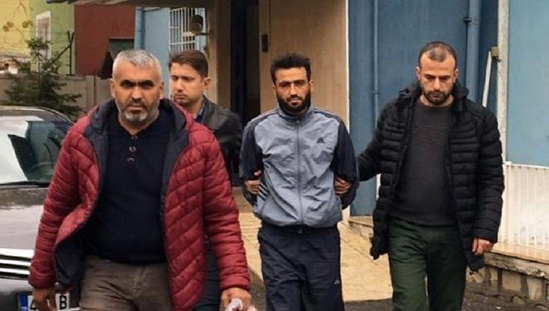 Eşini hortumla öldüren Mahmud El Hüseyin