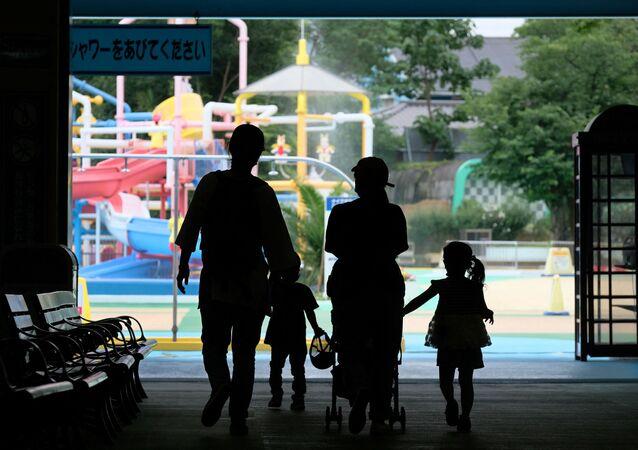 Japonya- Çocuk-Aile