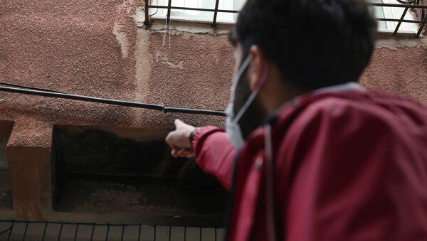 Hırsızlar internet kablolarını çaldı: Yüzlerce öğrenci EBA'ya giremiyor - Sputnik Türkiye