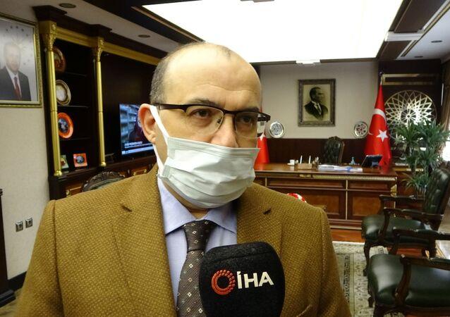 Trabzon Valisi İsmail Ustaoğlu