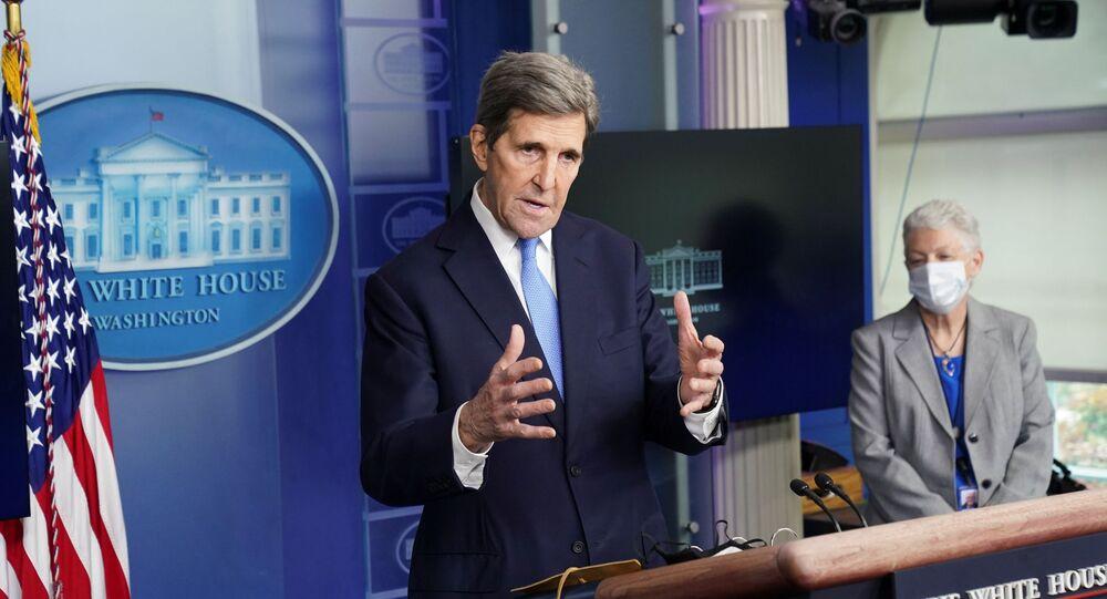 ABD İklim Özel Temsilcisi John Kerry