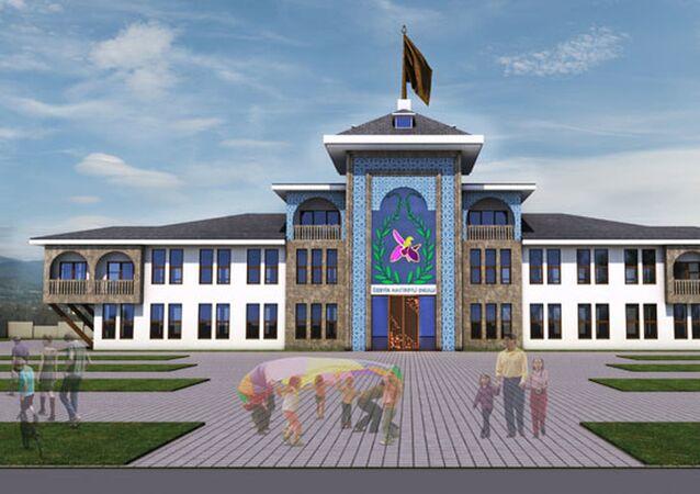 Şuşa'daki okulun temelini, Erdoğan, Aliyev ve Bahçeli'nin birlikte atması planlanıyor