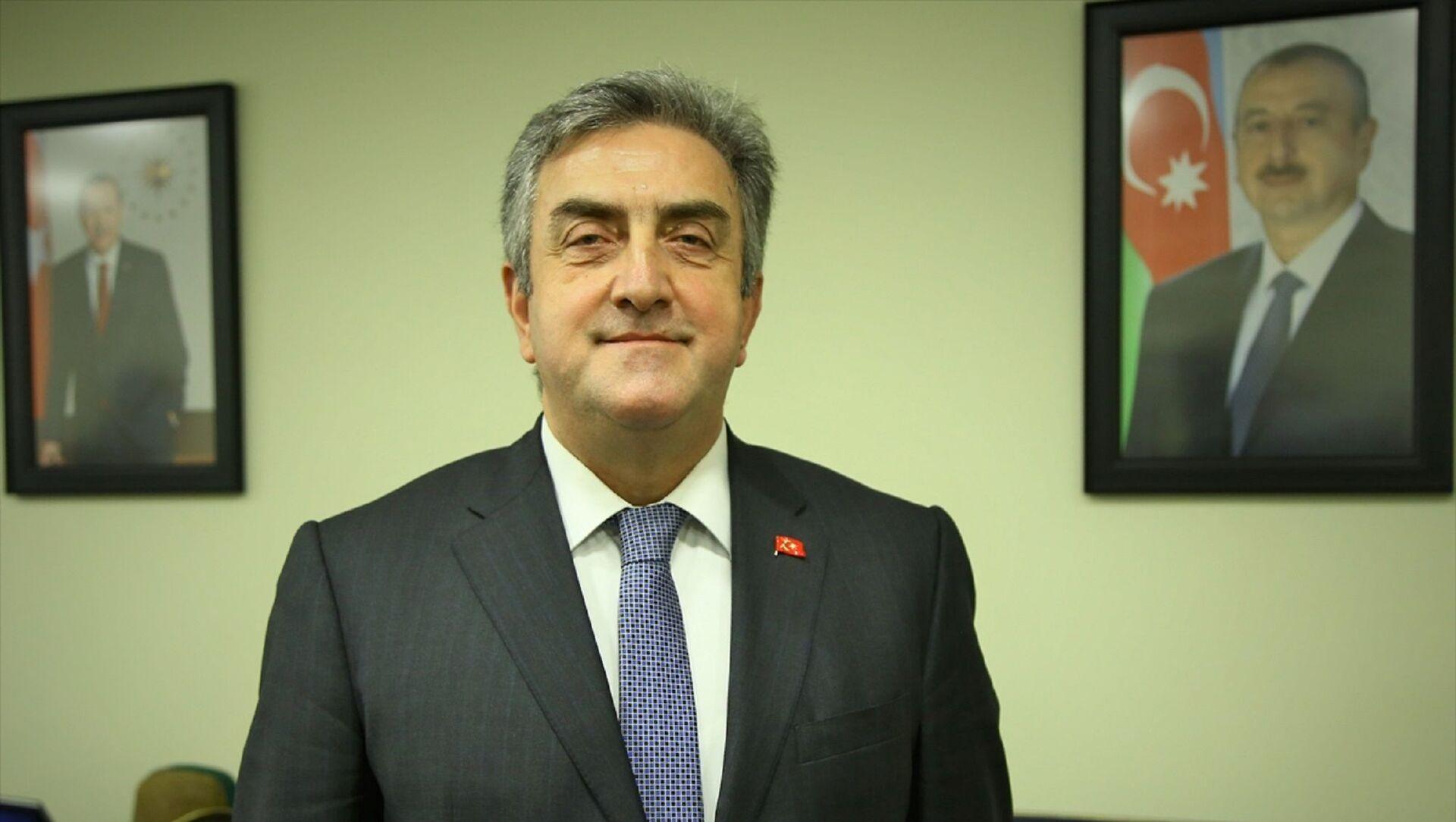 TürkiyeUzayAjansı (TUA) Başkanı Serdar Hüseyin Yıldırım - Sputnik Türkiye, 1920, 20.02.2021