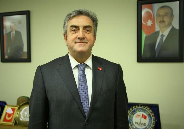TürkiyeUzayAjansı (TUA) Başkanı Serdar Hüseyin Yıldırım