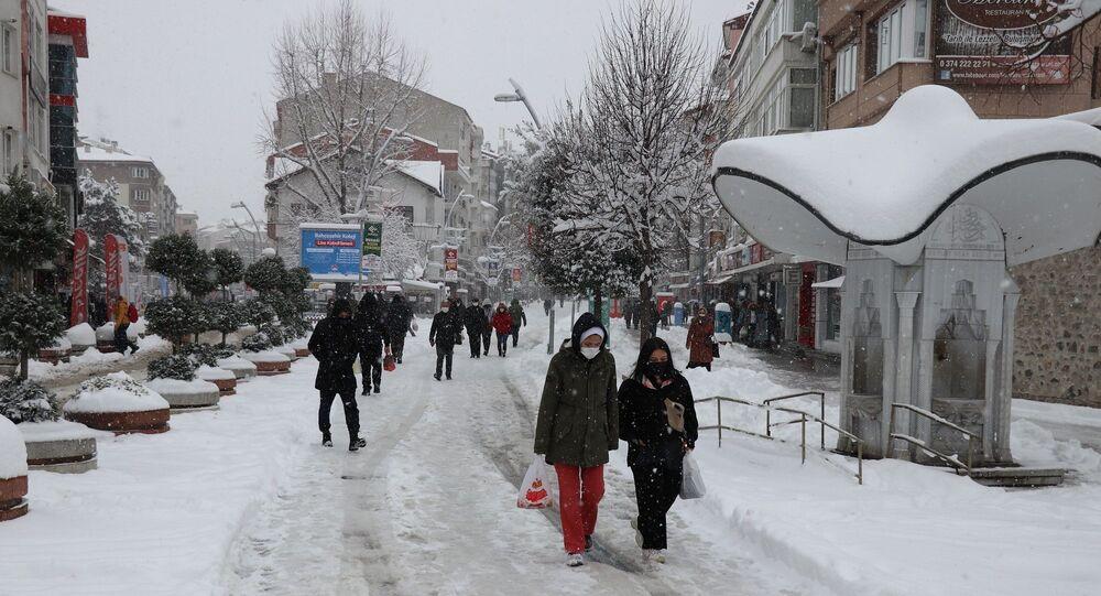 Bolu - Kar
