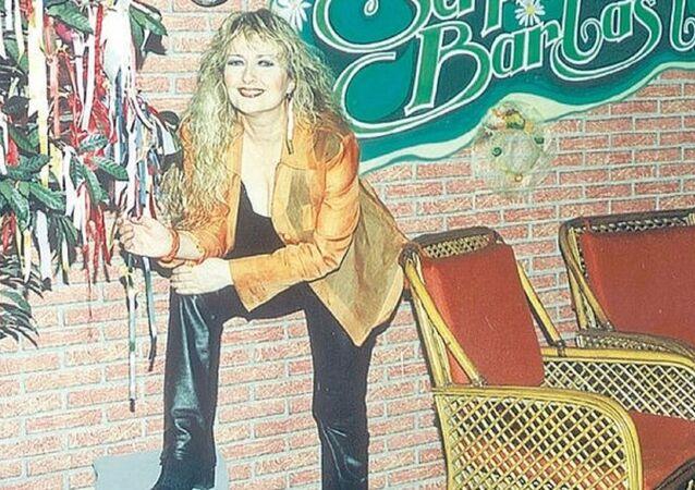 Şarkıcı Serpil Barlas