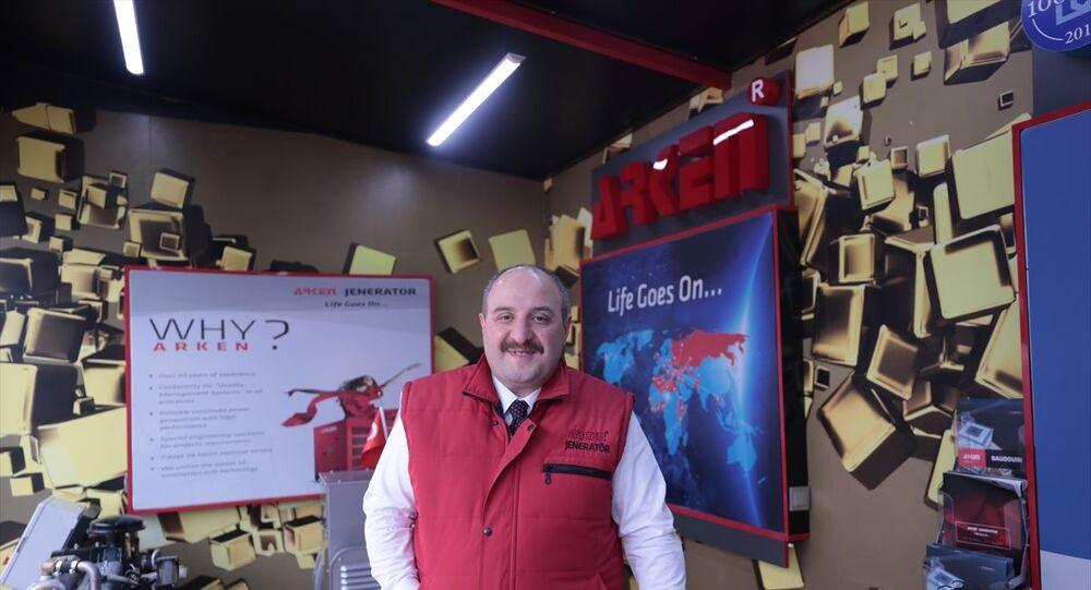 Sanayi ve Teknoloji Bakanı Mustafa Varank, Arken Jeneratör'ün kendilerine bir müjde verdiğini belirterek, Dünyanın ilk tamamen biyodizel yakıtlı jeneratörlerini prototip olarak üretmişler. Bunu da özellikle çevreci kaygıları olan sektörlere satmayı planlıyorlar. dedi. Arken Jeneratör'ün İstanbul'daki fabrikasını ziyaret eden Varank'a burada firmanın Yönetim Kurulu Başkanı Alaaddin Birkan Yüksel, yürüttükleri çalışmalar ve şirketin geleceğe dönük planları hakkında bilgi verdi.