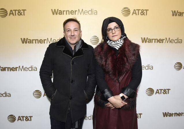 Bryan Fogel ve Hatice Cengiz