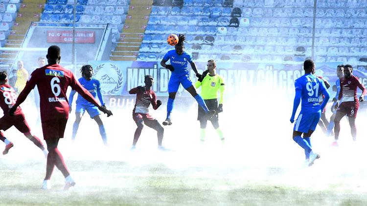 Büyükşehir Belediye Erzurumspor - Hatayspor maçı