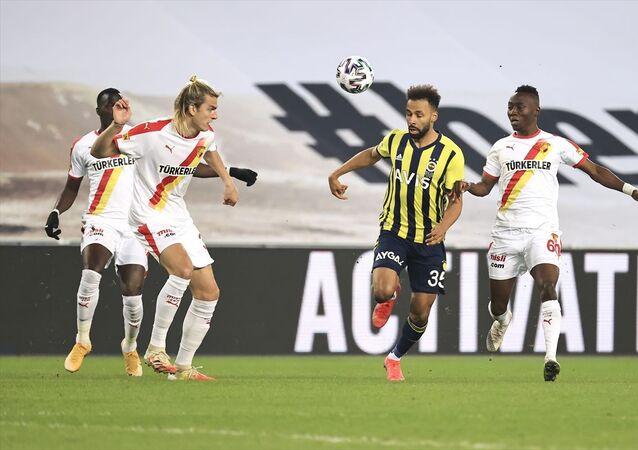 Süper Lig'in 26. haftasında Göztepe'yi ağırlayanFenerbahçe, sahadan 1-0 mağlup ayrıldı.