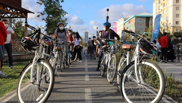 bisiklet - İstanbul - Sputnik Türkiye